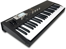 Waldorf Blofeld Keyboard Black Ltd. klavijatura