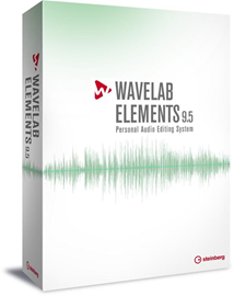 Steinberg WaveLab Elements 9.5 30% Special Deal ...