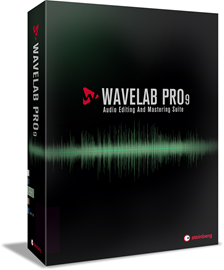 Steinberg WaveLab Pro 9 Educational Edition softver