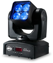 American DJ Inno Pocket Z4 LED rasvjetn...