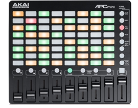 Akai APC Mini Ableton kontroler