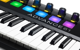 Akai Advance 61 MIDI kontroler