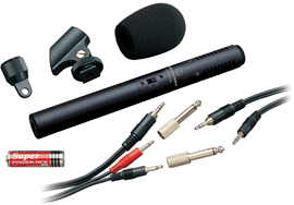 Audio-Technica ATR6250 kondenzatorski video mikr...