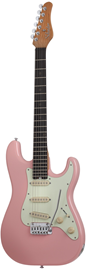 Schecter Nick Johnston Traditional Atomic Coral ...