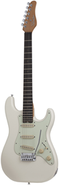 Schecter Nick Johnston Traditional Atomic Snow e...
