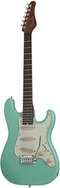 Schecter Nick Johnston Traditional Atomic Green ...