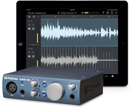 PreSonus AudioBox iOne audio interfejs