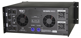 KV2 Audio ESR2800 pojačalo