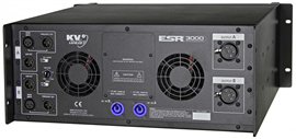 KV2 Audio ESR3000 pojačalo