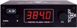 Black Lion Audio Micro Clock MkIII wordclock gen...