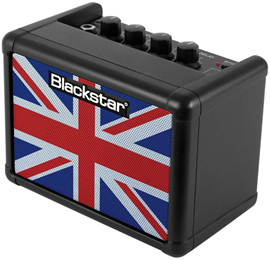 Blackstar FLY3 Union Jack Special Edition gitars...