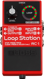Boss RC-1 Loop Station pedala