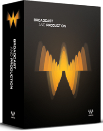 Waves Broadcast & Production softver