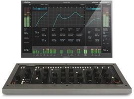 Softube Console 1 MK2 hardver i softver mixer-co...