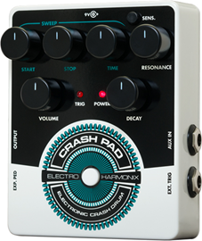 Electro-Harmonix Crash Pad elektronski crash bub...