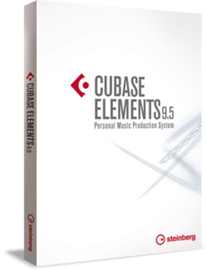 Steinberg Cubase Elements 9.5 softver