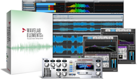 Steinberg WaveLab Elements 9 softver