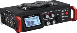 Tascam DR-701D timecode generator