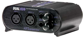 ART Dual RDB direct i re-amping box