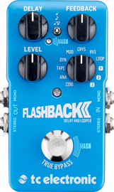 tc electronic FlashBack 2 Delay pedala