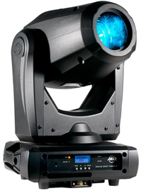 American DJ Focus Spot THREE Z LED rasv...