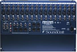 Soundcraft GB2R 12.2 rack mikser