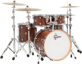 Gretsch CM1-E825-WG Catalina Maple Shell set Wal...