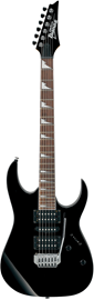 Ibanez GRG170DX Black Night električna gitara