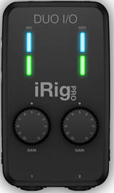 IK Multimedia iRig Pro Duo I/O audio i midi suče...
