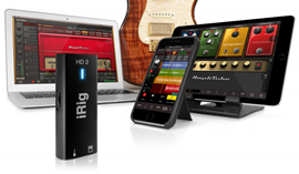 IK Multimedia iRig HD 2 gitarsko audio ...