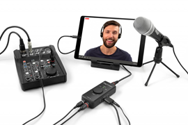 IK Multimedia iRig Stream audio sučelje
