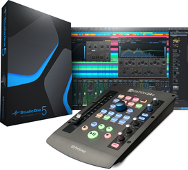 PreSonus IoStation 24c + Studio One 5 Profession...