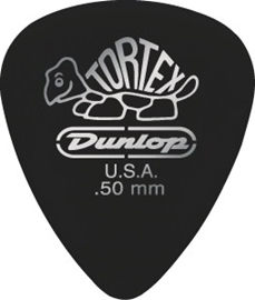 Dunlop 488 Tortex Pitch Black trzalica