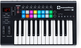 Novation Launchkey 25 Mk2 kontroler klavijatura
