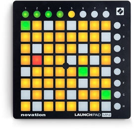 Novation Launchpad Mini MKII softverski kontroler