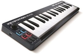 M-Audio Keystation Mini 32 MkII kontroler klavij...