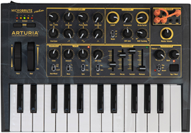 Arturia MicroBrute Creation Edition analogni sin...