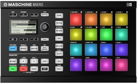 Native Instruments Maschine Mikro MK2 Black soft...