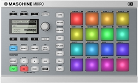 Native Instruments Maschine Mikro MK2 White soft...