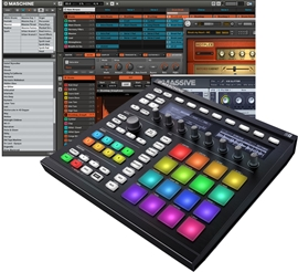 Native Instruments Maschine MK2 Black softverski...