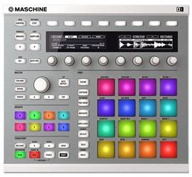 Native Instruments Maschine MK2 White softverski...