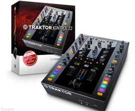 Native Instruments Traktor Kontrol Z2 DJ kontroler
