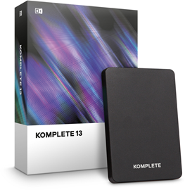 Native Instruments Komplete 13 softver
