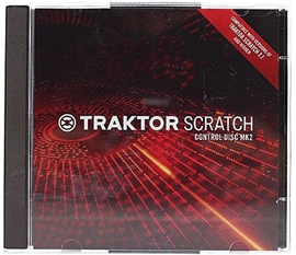 Native Instruments Traktor Scratch kontrolni dis...