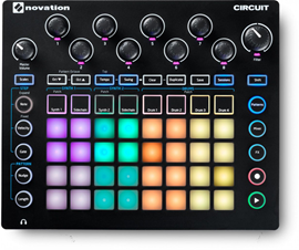 Novation Circuit synthesizer radna stanica