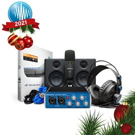 PreSonus AudioBox Studio Ultimate Bundle hardver...