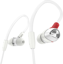Pioneer DJE-1500 White in-ear slušalice
