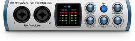 PreSonus Studio 2|4 USB audio interfejs