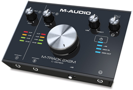 M-Audio M-Track 2X2M audio interfejs