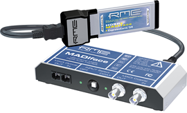 RME HDSPe MADIface audio interfejs